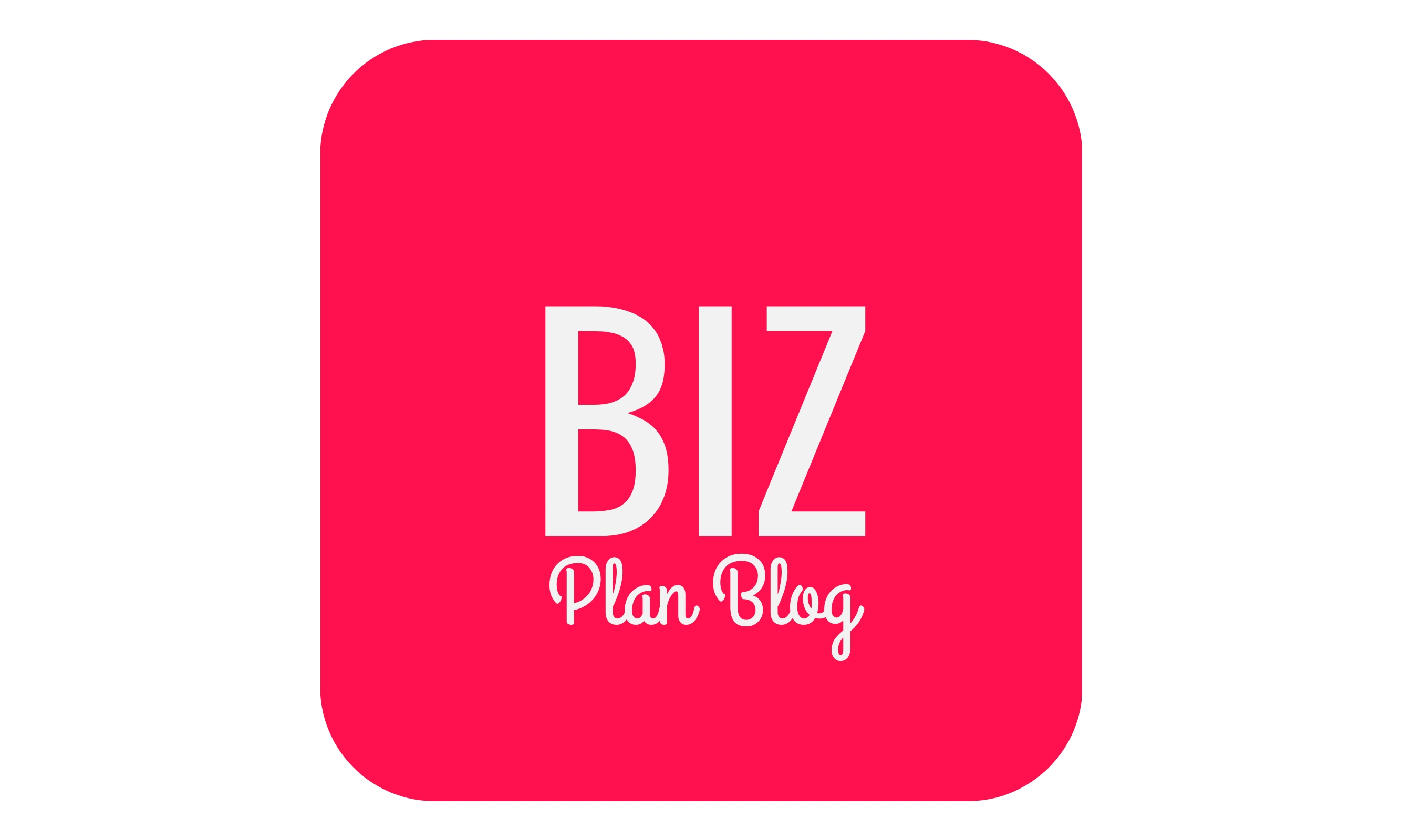 Business Plan Blog